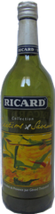 bouteille RICARD TRAQUANDI
