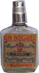 flasque UN NEGREL